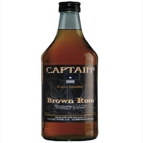 Captain's Brown Rum
