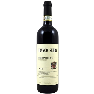 Barbaresco Franco Serra 2015