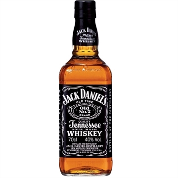 Jack Daniel's Old No. 7 Tennessee Whiskey USA - 40% - 70 cl