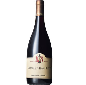 PONSOT GRIOTTE-CHAMBERTIN 2009